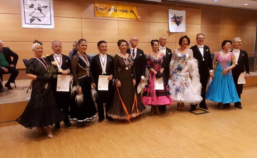 19-03 Tanztreff bei Gelb-Weiss im Post-SV Hannover | SEN IV S Standard