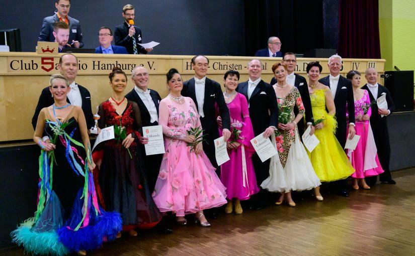 20-01 SEN IV S Standard    28. Hans-Christen Gedächtnis Pokal – Club Saltatio Hamburg